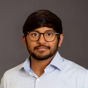 Mr. Kumar - Headshot